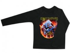 Iron Maiden Kinder Longsleeve Shirt