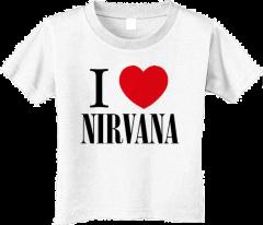 """Nirvana """"Love"""" Kinder t-shirt"""