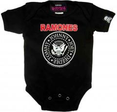 Ramones body baby rock metal Logo Ramones
