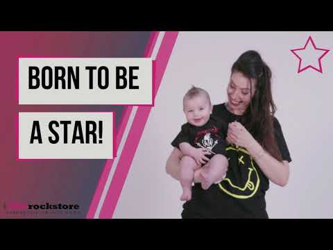 Metallica Baby Body Scary Guy | Metallica baby merchandise
