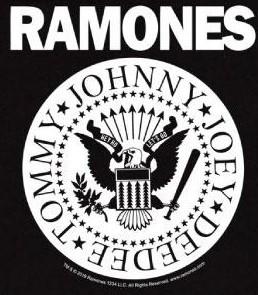Ramones Shirt Kinder Full White