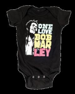Bob Marley Baby Body Smile Love