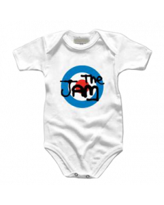 The Jam Baby Body Target Logo