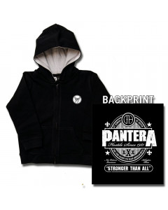 Pantera Stronger than all kinder Sweater/Kapuzenjacke (print on demand)