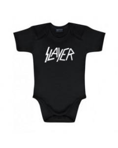Slayer Baby Body Logo White
