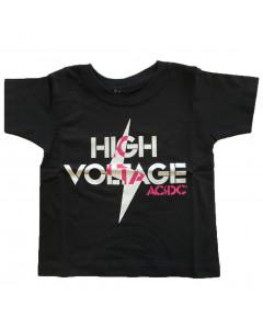 ACDC Kinder T-Shirt | AC/DC Kinderkleidung