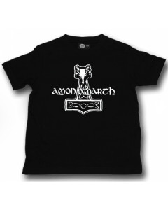 Amon Amarth Kinder T-shirt Hammer