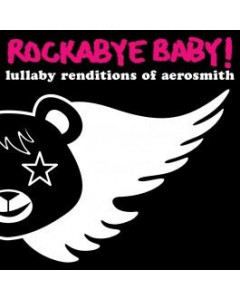 RockabyeBaby CD Aerosmith