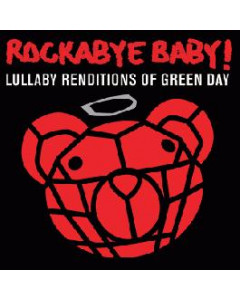 RockabyeBaby CD Green Day