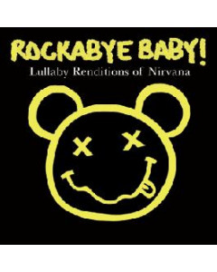 RockabyeBaby CD Nirvana