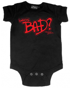 Michael Jackson Baby Body Who's Bad