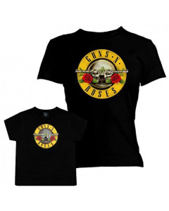 Duo Rockset Guns N' Roses Mutter-T-shirt & Kinder T-shirt
