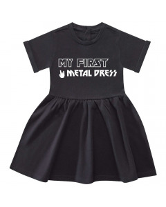 My First Metal Baby Kleid