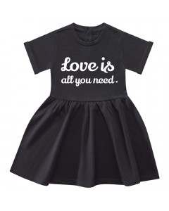 Love is all you need Baby Kleid
