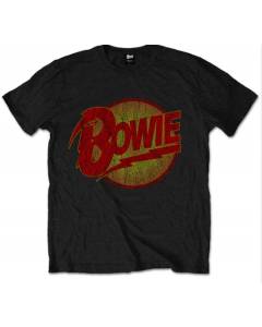 David Bowie Kinder T-shirt Diamond Logo