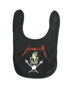 Metallica Baby Lätzchen Logo