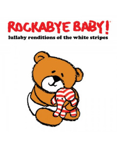 Rockabyebaby CD White Stripes