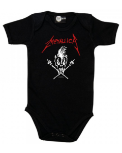 Metallica Baby Body Scary Guy | Metallica baby merchandise