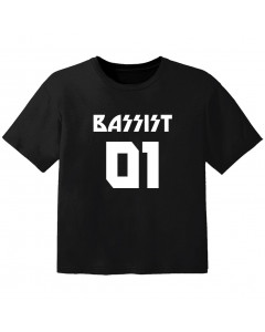 Rock Baby Shirt bassist 01