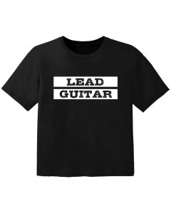 Rock Baby Shirt lead guitar