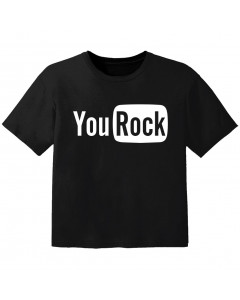 Rock Baby Shirt you Rock