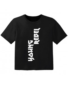 cool Kinder T-Shirt young rebel
