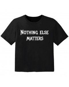 Metal Kinder T-Shirt nothing else matters