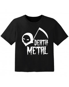 Metal Kinder T-Shirt death Metal