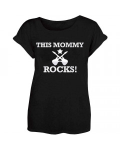 Cool Mutter T-Shirt This Mommy Rocks
