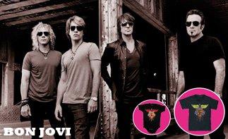 Bon Jovi Baby & Kinder Kleidung