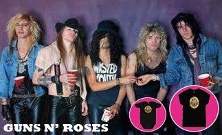 Guns 'n Roses Baby & Kinder Kleidung