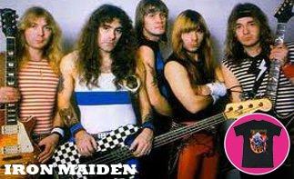 Iron Maiden Baby & Kinder Kleidung