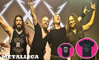 Metallica Baby & Kinder Kleidung