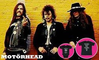 Motörhead Baby & Kinder Kleidung