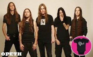 Opeth Baby & Kinder Kleidung