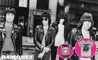 Ramones Baby & Kinder Kleidung