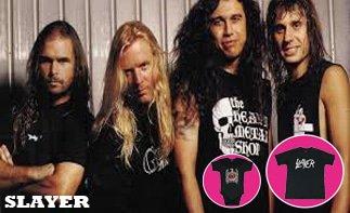 Slayer Baby & Kinder Kleidung