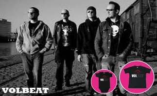 Volbeat Baby & Kinder Kleidung