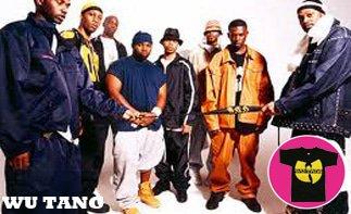 Wu-Tang Clan Baby & Kinder Kleidung